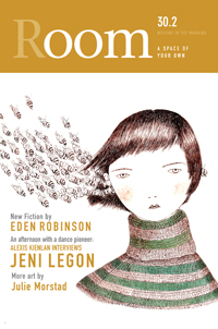 Room Magazine vol 30.2: Writing in the Margins