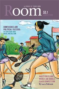 Room Magazine vol 33.1: Competition