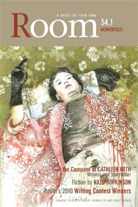 Room Magazine vol 34.1: Momentous