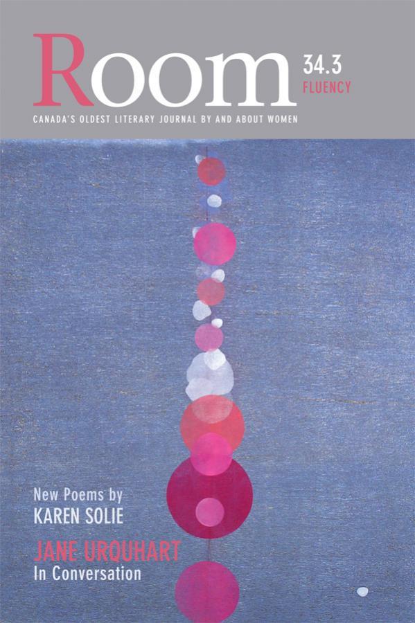 Room Magazine vol 34.3: Fluency