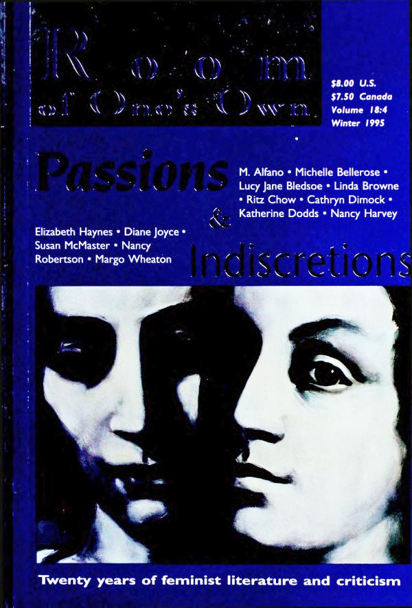 18.4: Passions and Indiscretions