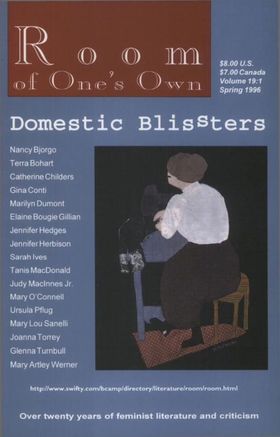 19.1: Domestic Blissters