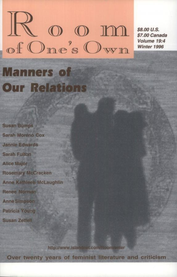 19.4: Manners of Our Relations