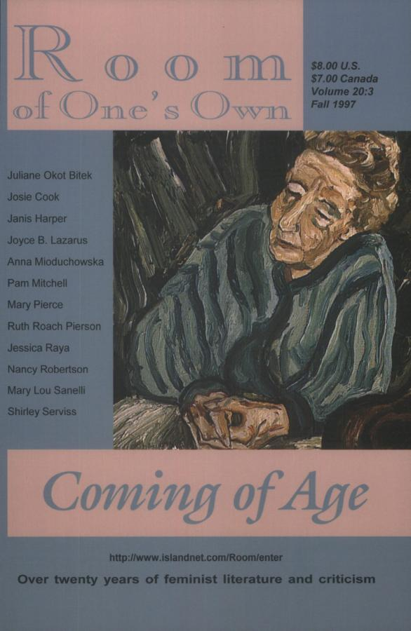 20.3: Coming of Age