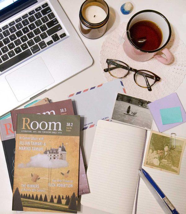 Room Magazine issues