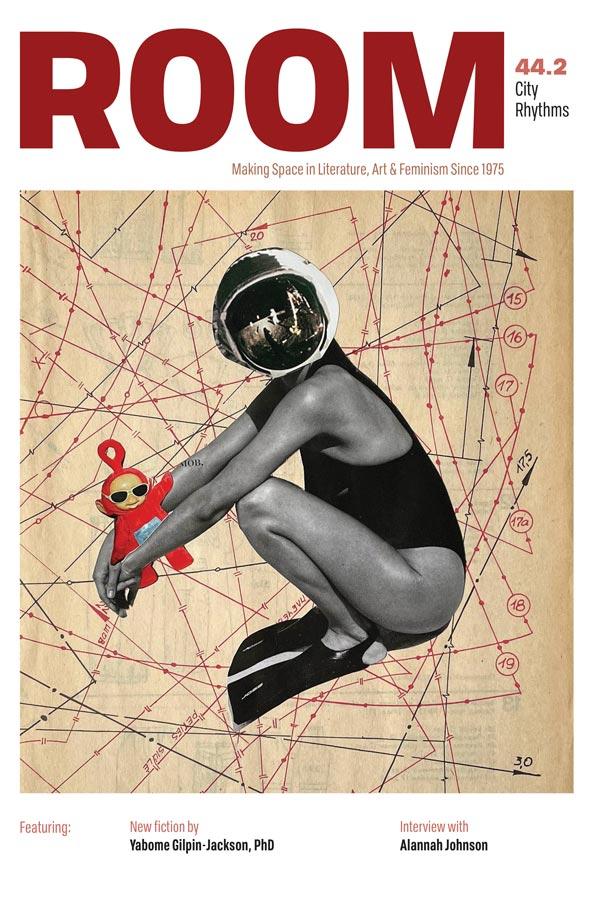 Room Issue 44.2 City Rhythms Cover